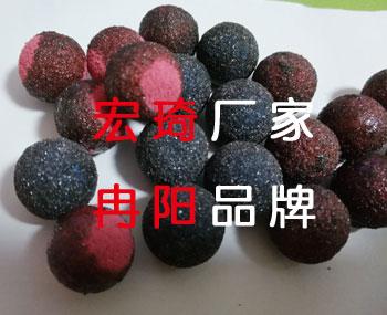 金刚砂胶球(全、半环型)